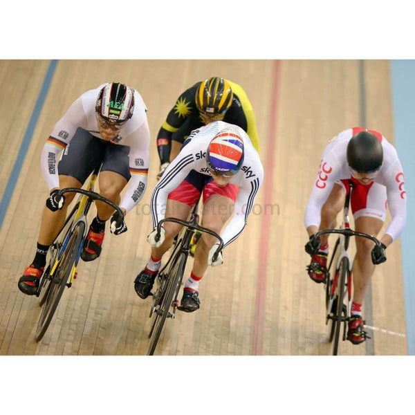 Jason Kenny Total Poster