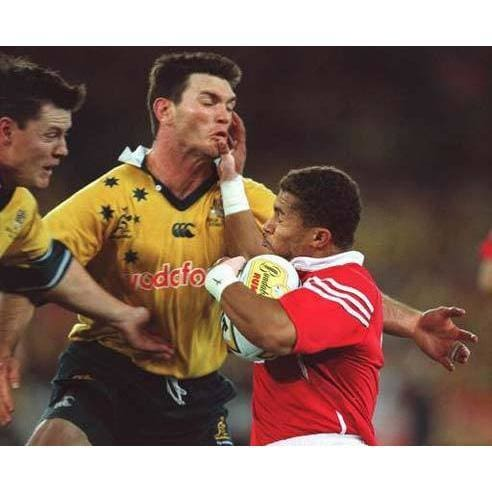 Jason Robinson poster | British Lions Rugby | TotalPoster