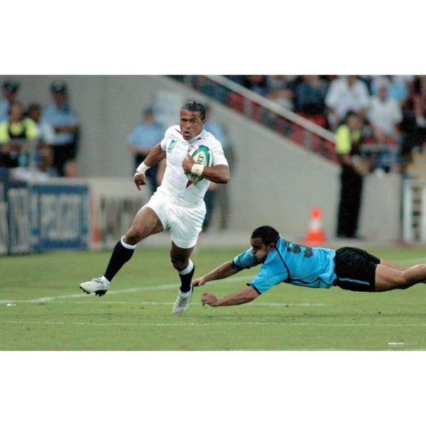 Jason Robinson poster | World Cup Rugby | TotalPoster