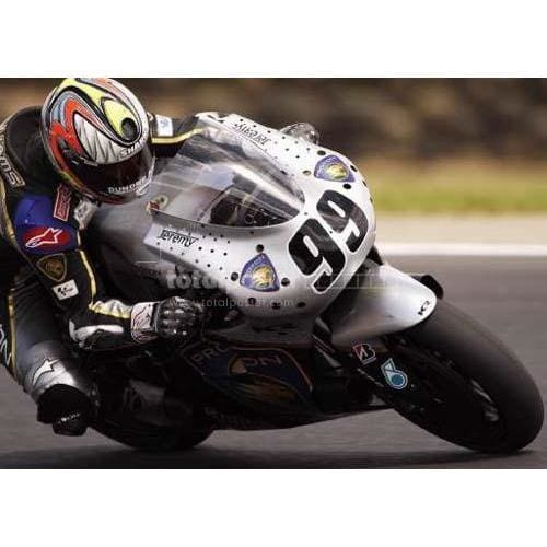 Jeremy Mcwilliams - Poster