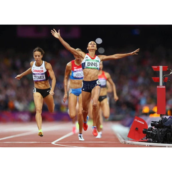 Jessica Ennis Total Poster