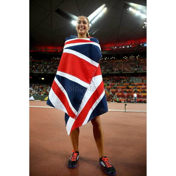 Jessica Ennis-Hill | Athletics Posters | TotalPoster