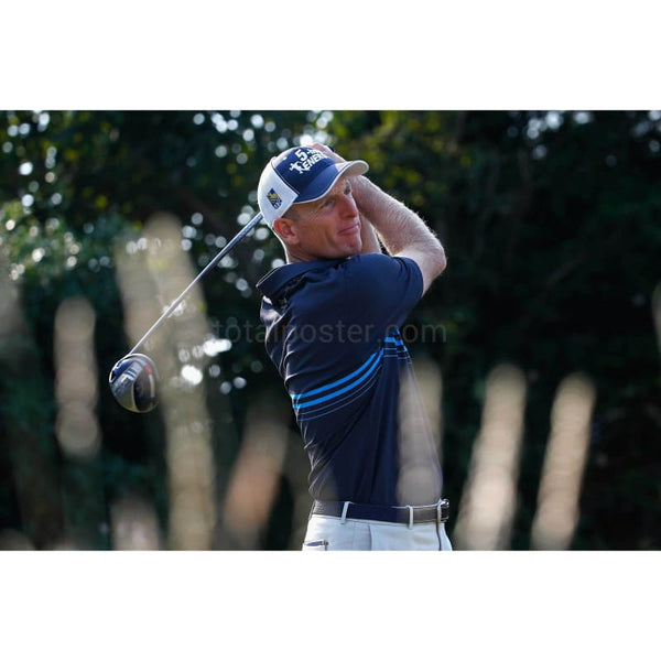 Jim Furyk Total Poster
