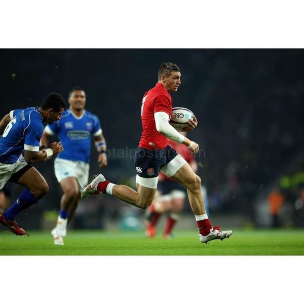 Jonny May TotalPoster