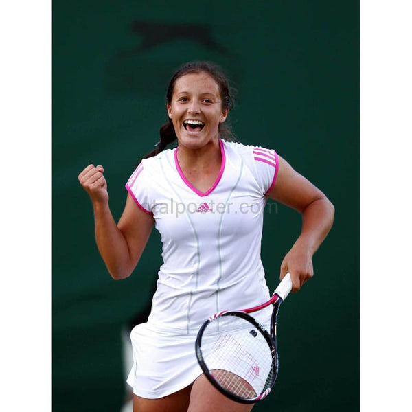 Laura Robson TotalPoster