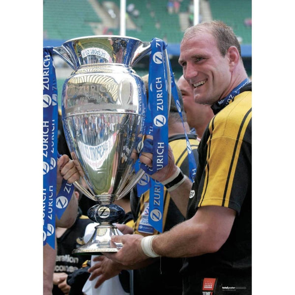 Lawrence Dallaglio TotalPoster