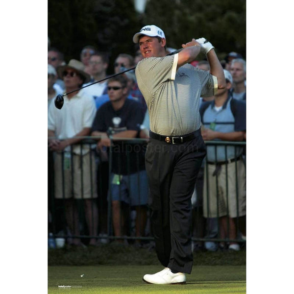 Lee Westwood | Golf Posters | TotalPoster