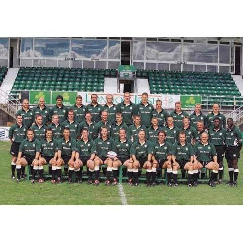 London Irish team TotalPoster