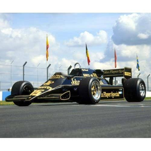 Lotus Type 92 | Historic Motorsport Posters | TotalPoster
