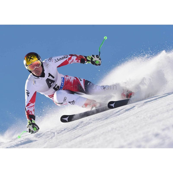 Marcel Hirscher Posters, Prints & Canvas | TotalPoster Total Poster