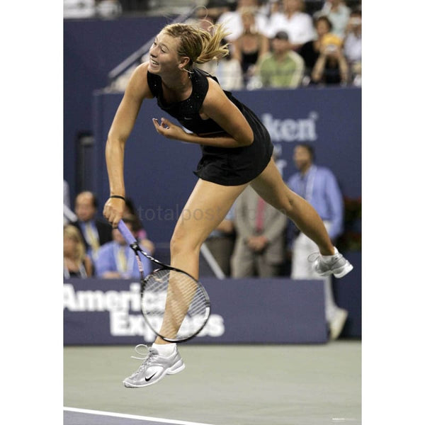 Maria Sharapova TotalPoster