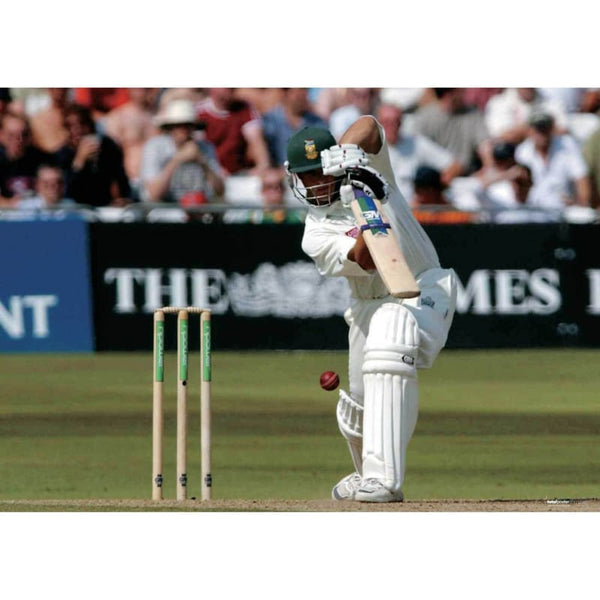 Mark Boucher in action during the England v South Africa Npower 3rd Test at Trent Bridge | TotalPoster