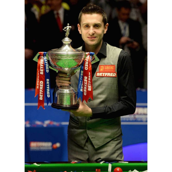 Mark Selby Celebrates | Snooker Posters | TotalPoster