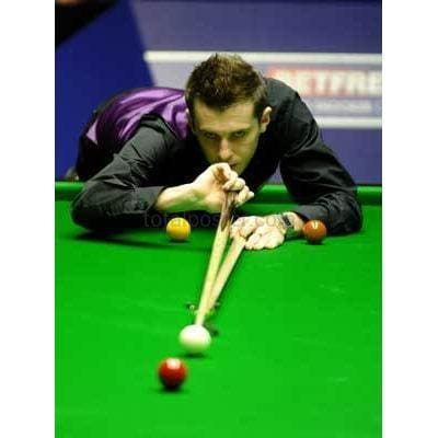 Mark Selby in Action | World Snooker Posters | Totalposter