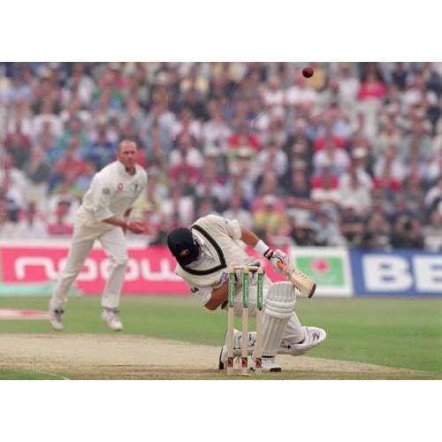 Mark Waugh Total Poster