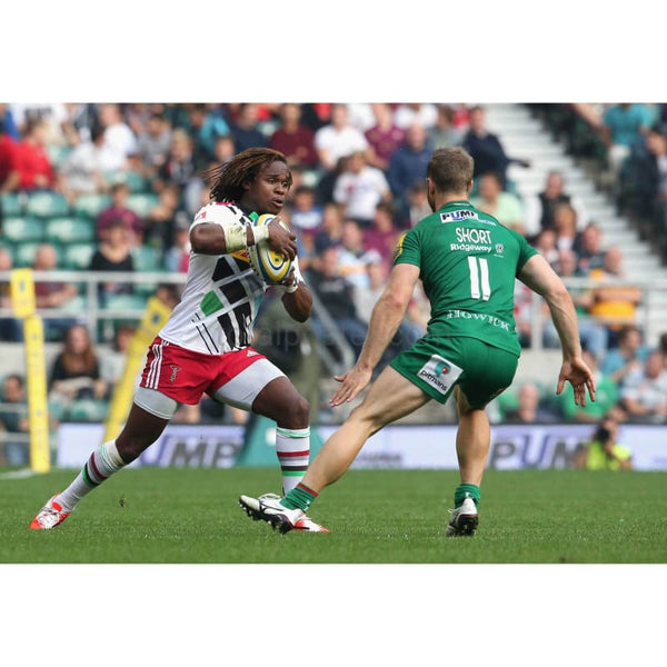Marland Yarde TotalPoster