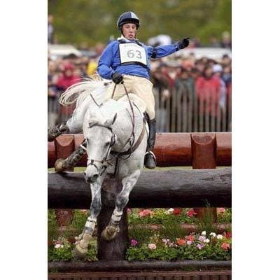 Matthew Wright | Badminton Horse Trials Poster