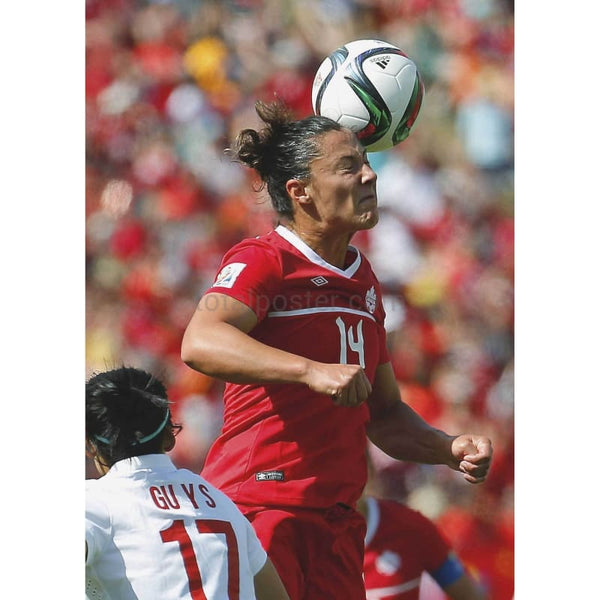 Melissa Tancredi | Football Poster | TotalPoster