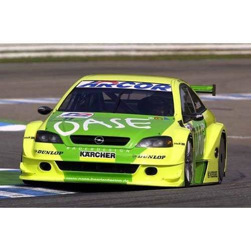 Michael Bartels on his way to pole position for Opel in the Hockenheim DTM race | TotalPoster