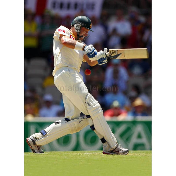 Michael Hussey | Cricket Posters | TotalPoster
