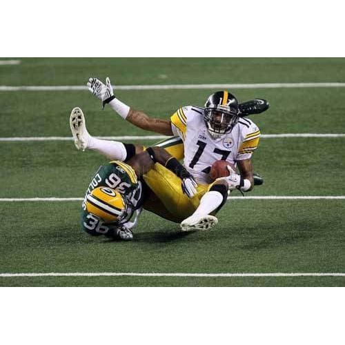 Mike Wallace | Football Poster | TotalPoster