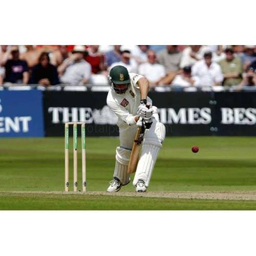 Neil McKenzie in action during the England v South Africa Npower 3rd Test at Trent Bridge | TotalPoster