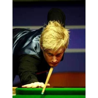 Neil Robertson in Action | Snooker Posters | TotalPoster