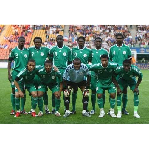 Nigeria World Cup Team | Football Poster | TotalPoster