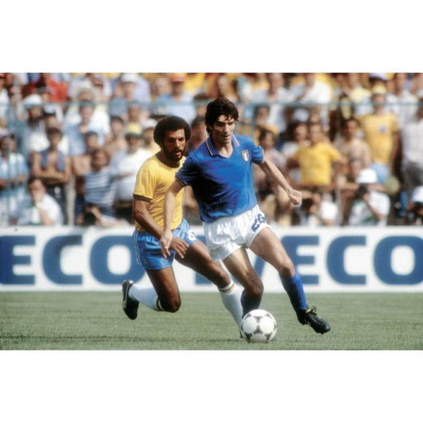 Paolo Rossi | Football Poster | TotalPoster