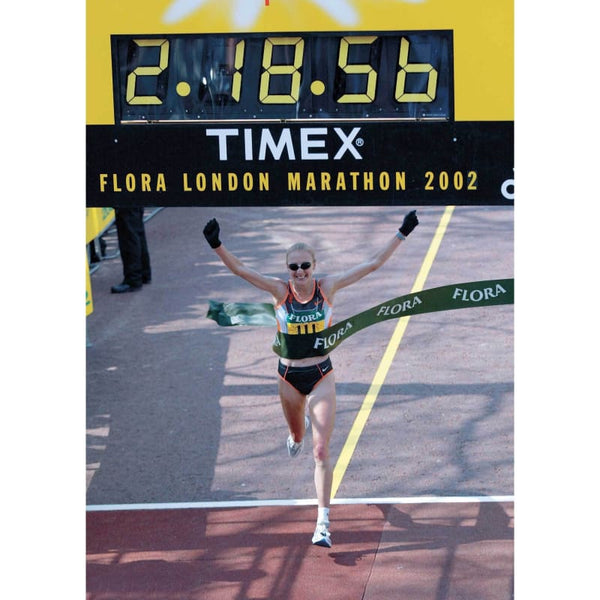 Paula Radcliffe TotalPoster