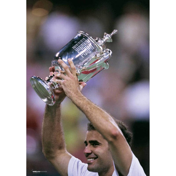 Pete Sampras TotalPoster