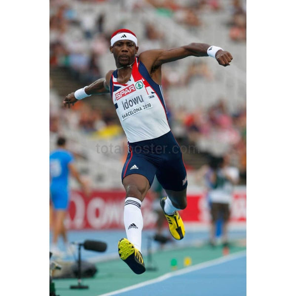 Phillips Idowu | Athletics Posters | TotalPoster