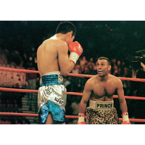 Prince Naseem Hamed | Boxing Posters | TotalPoster