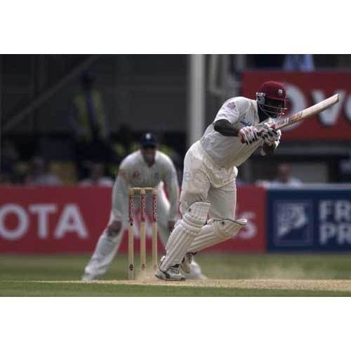 Ridley Jacobs in action during the England v West Indies npower Fourth Test at the AMP Oval | TotalPoster