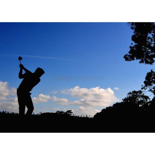 Robert Rock | Golf Posters | TotalPoster