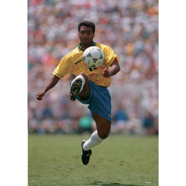Romario | Football Poster | TotalPoster