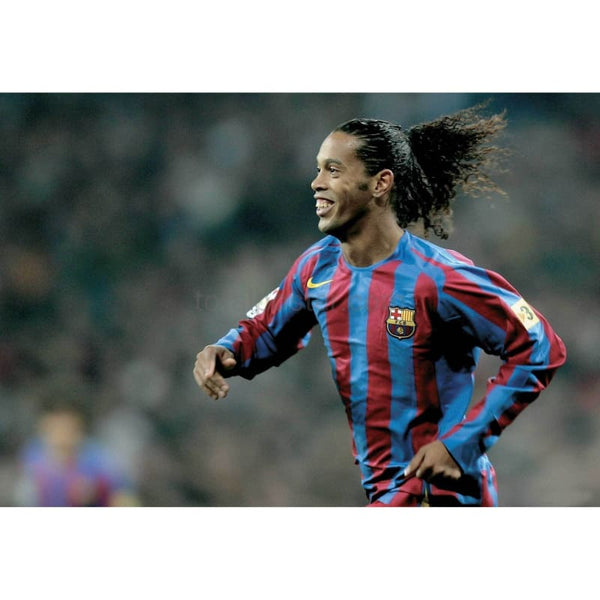 Ronaldinho | Football Poster | TotalPoster
