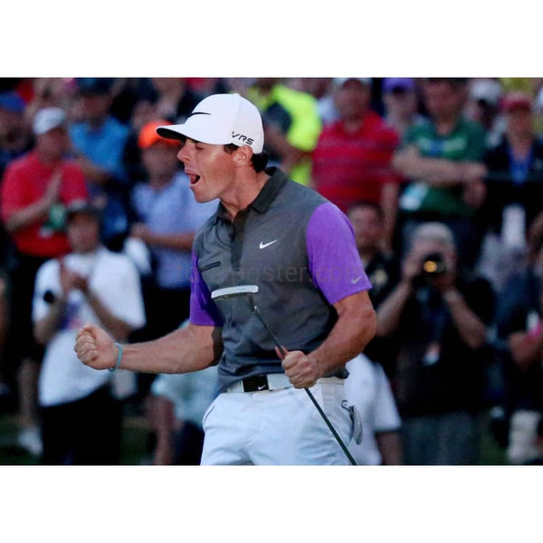 Rory McIlroy | Golf Poster | TotalPoster