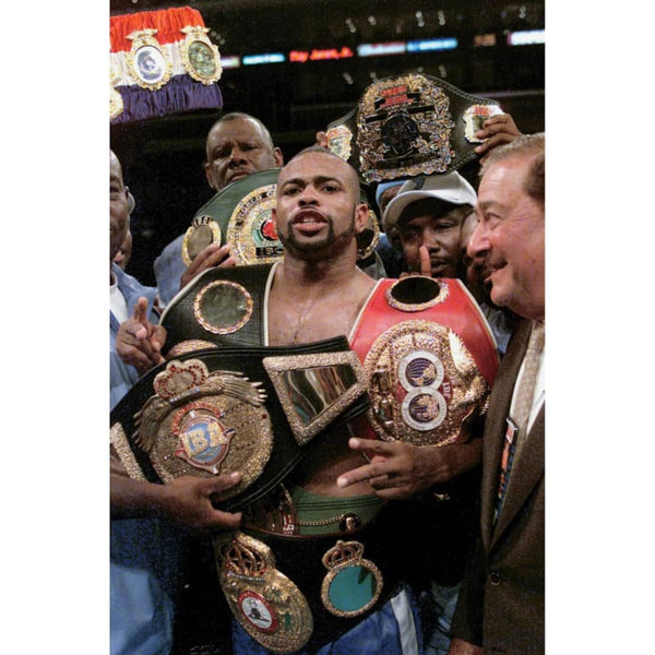 Roy Jones Jr | Boxing Poster | TotalPoster