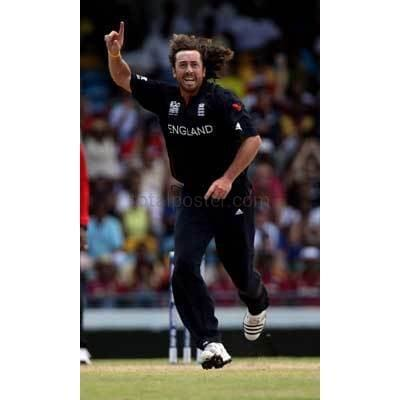 Ryan Sidebottom | Cricket Posters | TotalPoster