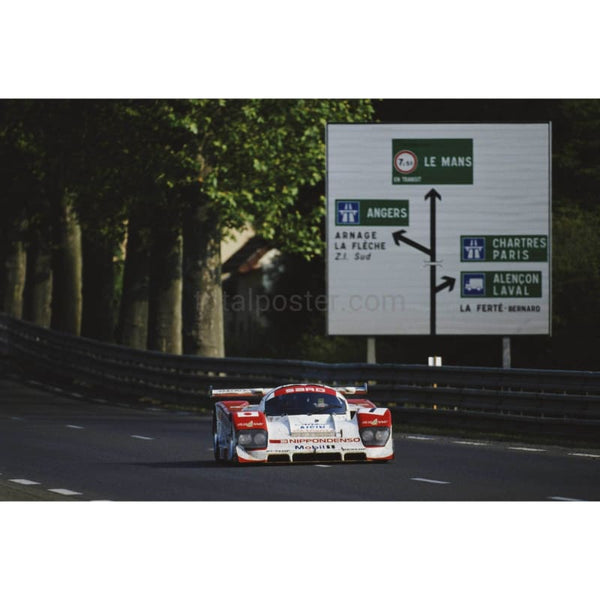 SARD Toyota 94C-V turbo | Le Mans posters | TotalPoster