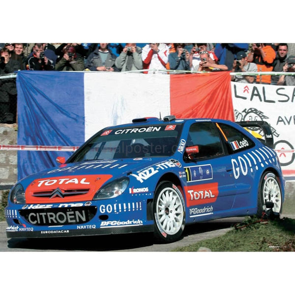 Sebastian Loeb | World Rally posters | TotalPoster