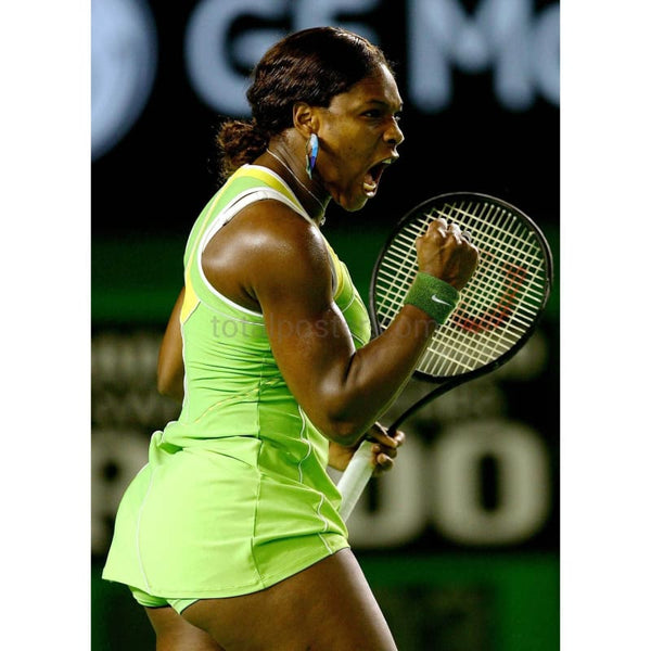 Serena Williams TotalPoster