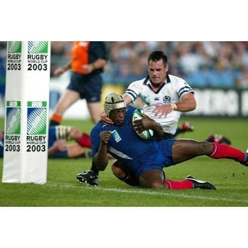 Serge Betsen poster | World Cup Rugby | TotalPoster