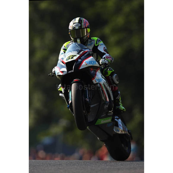 Shane ' Shakey' Byrne | Superbikes Posters | TotalPoster