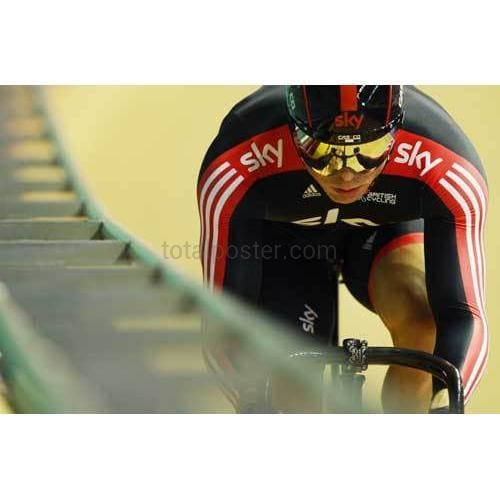 Sir Chris Hoy poster | UCI Track Cycling | Totalposter