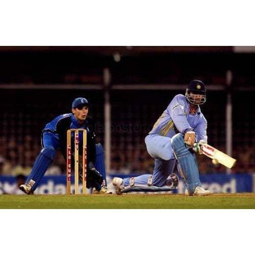 Sourav Ganguly | Cricket Posters | TotalPoster