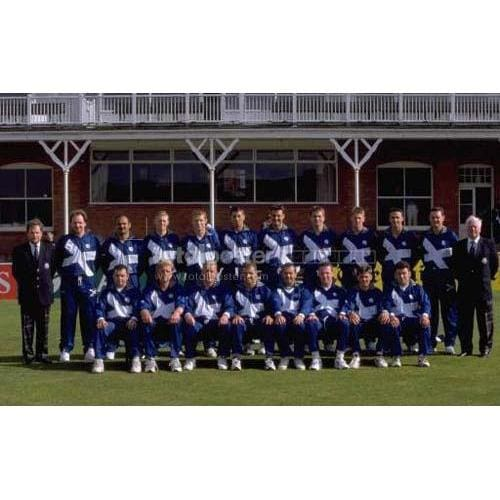 The Scotland Team | Cricket Posters | TotalPoster
