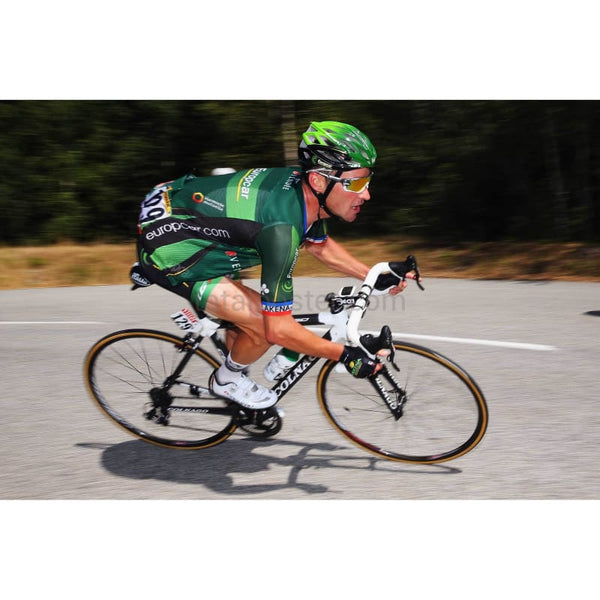 Thomas Voeckler on stage 18 | Tour de France Posters TotalPoster