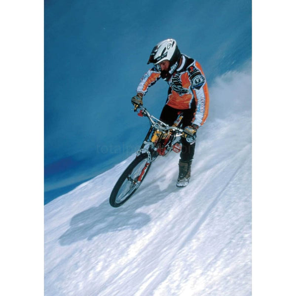 Tim Ponting poster | Mountian Bike Cycling | Totalposter